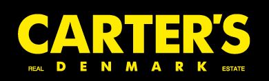 Carter's Real Estate Denmark Logo